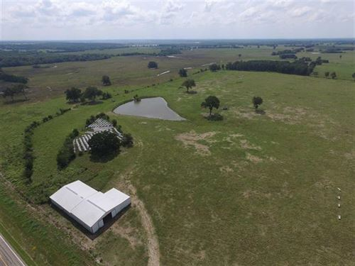 Lots Of Acreage : Cunnningham : Lamar County : Texas