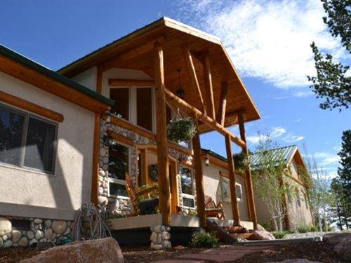 Turkey Tracks : Woodland Park : Teller County : Colorado