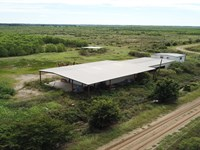 Crooked Bayou Plantation : Lake Village : Chicot County : Arkansas