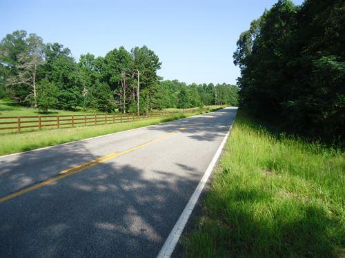 20 Acre Estate - Perfect Location : Lizella : Bibb County : Georgia