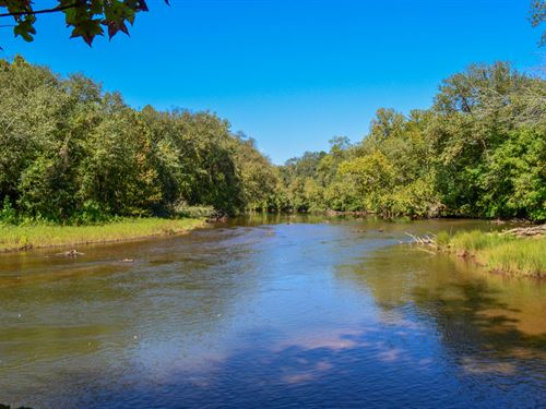 95 Ac. Mixed Use Farm Pacolet River : Spartanburg : South Carolina
