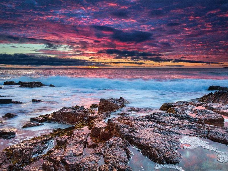 Ocean Access Estate : Gouldsboro : Washington County : Maine