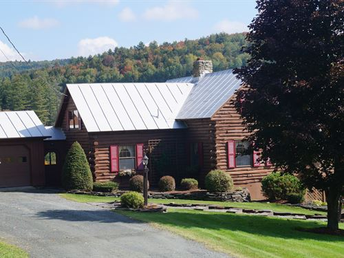 Placidia Farm : Braintree : Orange County : Vermont