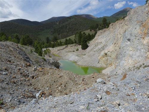 9203437, Mining Claim Producing Tu : Villa Grove : Saguache County : Colorado