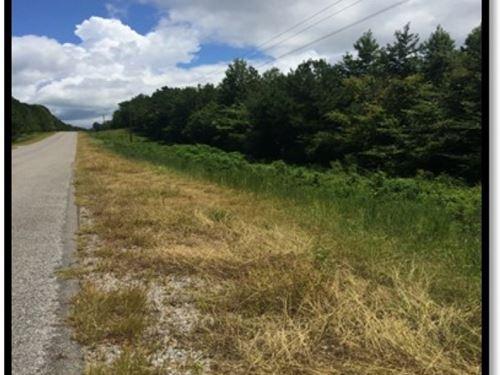 37 Acres In Kemper County In DE Kal : De Kalb : Kemper County : Mississippi