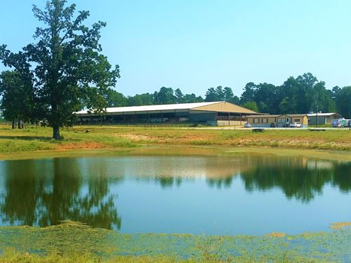 Call For Offers, Horse Rodeo Ranch : Mount Vernon : Franklin County : Texas