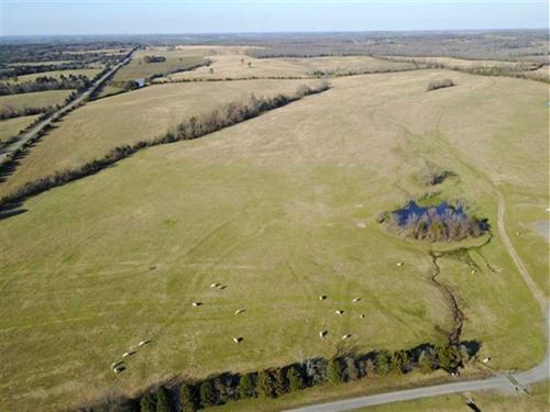 1110 Acre Cattle Ranch And Home in : Mount Vernon : Faulkner County : Arkansas