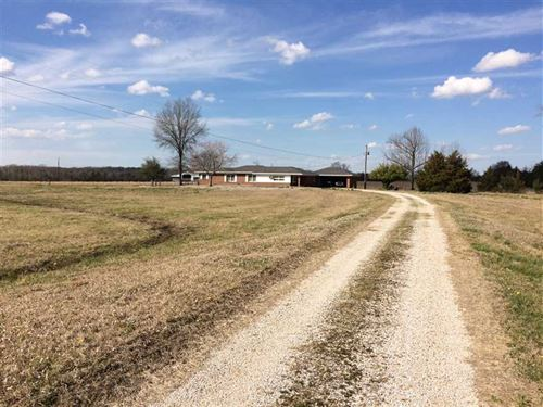Clay County, Ms, Beautiful 200 Ac : West Point : Clay County : Mississippi