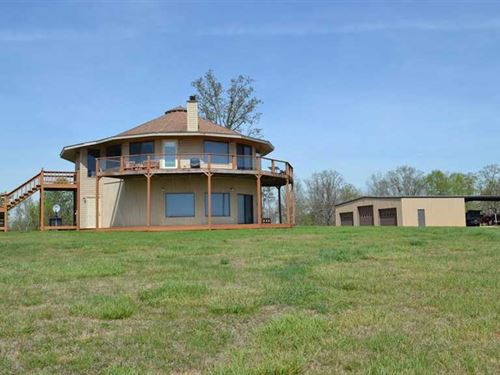Cattle Farm/Ranch Madison County GA : Danielsville : Madison County : Georgia