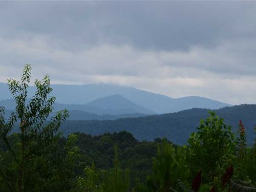 Price Drop, Mountaintop With Poten : Ellijay : Gilmer County : Georgia