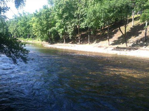 Little Missouri Overlook Tract, Pi : Langley : Pike County : Arkansas
