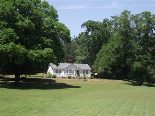 Home And 10 Acres on Highway : Marion : Perry County : Alabama