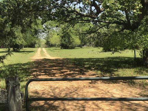 2,200 Acres Dallas County, AL : Safford : Dallas County : Alabama