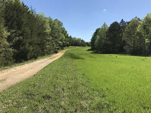 267 Acres in Marengo Co., AL With : Demopolis : Marengo County : Alabama