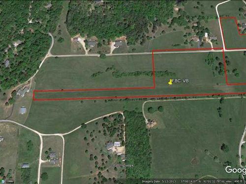 11 Acres For Sale in Van Buren, Mi : Van Buren : Carter County : Missouri