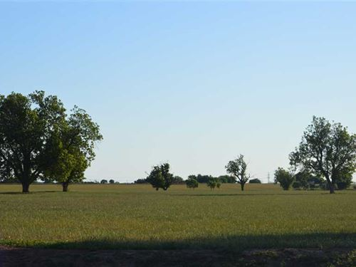 Beautiful 848 Acre Historic Farm : Wichita Falls : Wichita County : Texas
