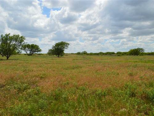 Great Location For This 44 Acre pr : Lakeside City : Archer County : Texas