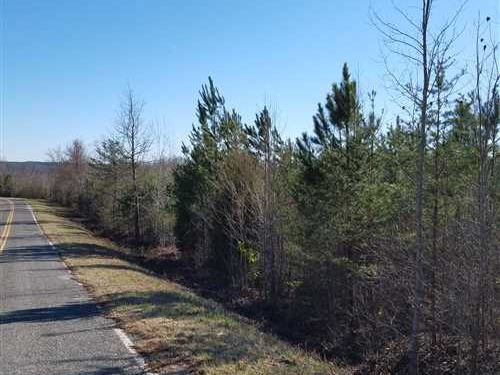 Sfr Development Acreage For Sale : Blacksburg : Cherokee County : South Carolina