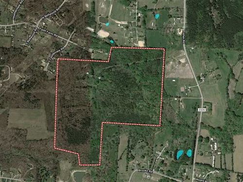 95 Acres in Salisbury, Rowan County : Salisbury : Rowan County : North Carolina