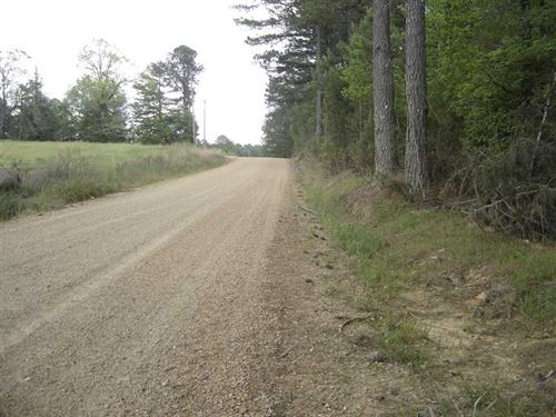 12.2 Acres of Recreational And Tim : Weir : Choctaw County : Mississippi