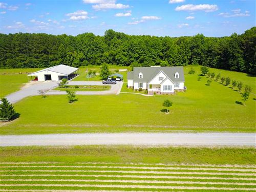 45 Acres of Residential Farm And : Littleton : Halifax County : North Carolina