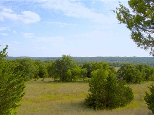 250 Acre Cooke County Hunting Ranc : Muenster : Cooke County : Texas