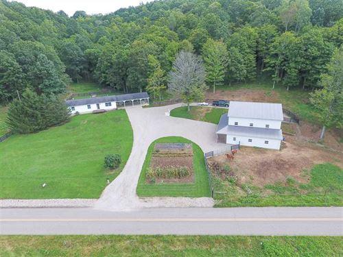 Cora Mill Rd - 37 Acres - Gallia : Gallipolis : Gallia County : Ohio
