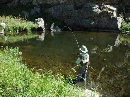 Indian Rock Ranch : Wheatland : Platte County : Wyoming
