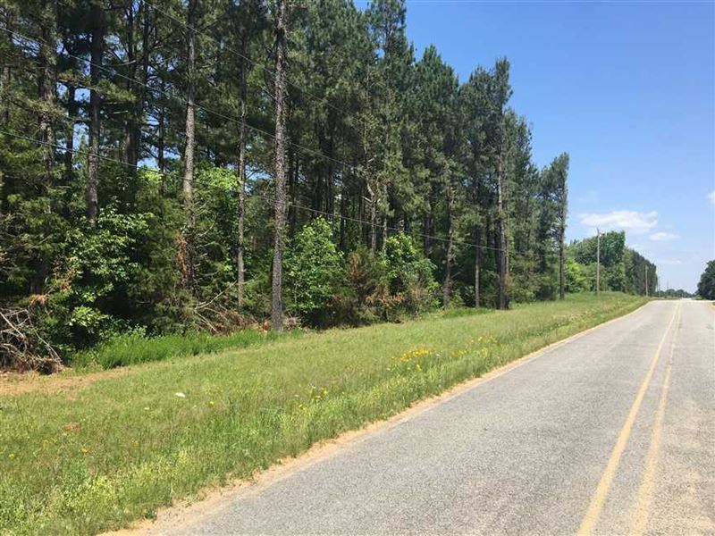 80 Beautiful Wooded Acres, With : Ranch for Sale : Searcy