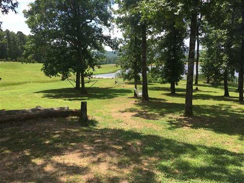 15 Acre Paradise With Home, Shop : Letona : White County : Arkansas