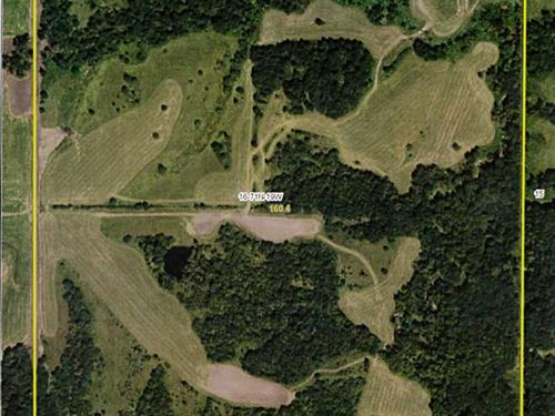 Awesome Hunting Farm For Sale in : Melrose : Monroe County : Iowa