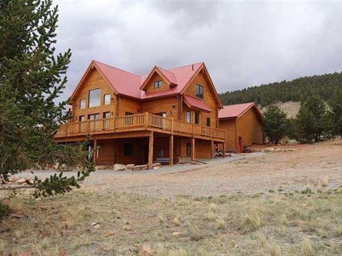 Trout Creek Ranch : Fairplay : Park County : Colorado