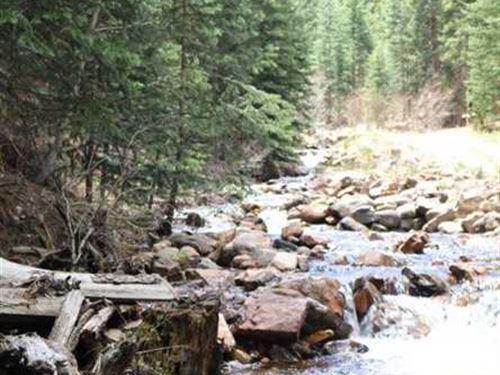 Camp Creek Retreat : Bailey : Park County : Colorado