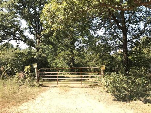 30 Acres Close to Truman Lake Osce : Osceola : Saint Clair County : Missouri