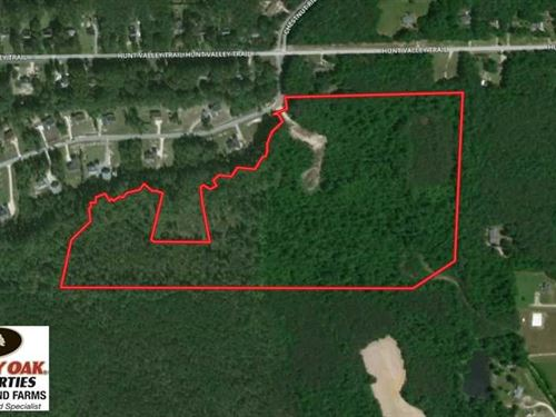 Reduced, 34.56 Acres of Developme : Wendell : Wake County : North Carolina