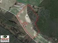 Reduced, 36 Ac Farm With Historic : Roper : Washington County : North Carolina