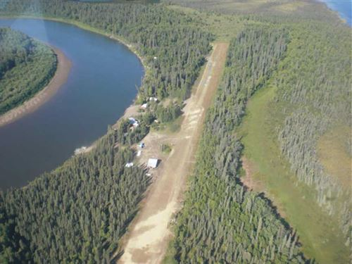 Under Contract Alaskan Advent : Sleetmute : Bethel Borough : Alaska
