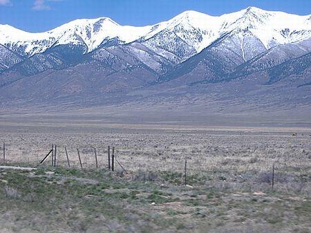 80 Acre S. Colorado Ranch : Alamosa : Saguache County : Colorado