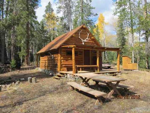 Hunting Land For Sale in Park Coun : Meeteetse : Park County : Wyoming