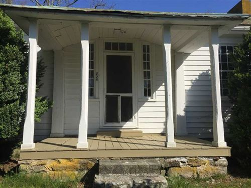 Circa Pre Civil War Home on Former : Rutledge : Grainger County : Tennessee