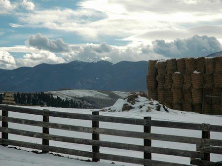 Brinker Ranch Homestead : Parshall : Grand County : Colorado