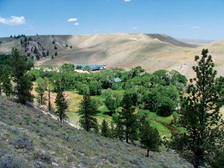 I X Ranch : Buffalo : Johnson County : Wyoming