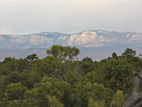 Western Colorado Luxury Home Site : Glade Park : Mesa County : Colorado