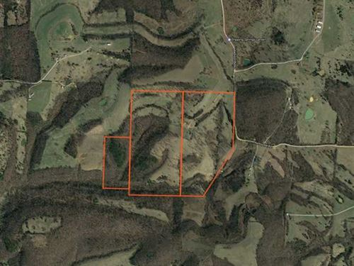 CR 6060 360 Views 173 Acres : Huntsville : Madison County : Arkansas