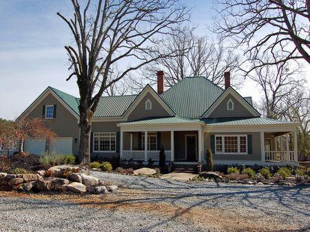 C1910 Home On 130ac : Jackson : Monroe County : Georgia