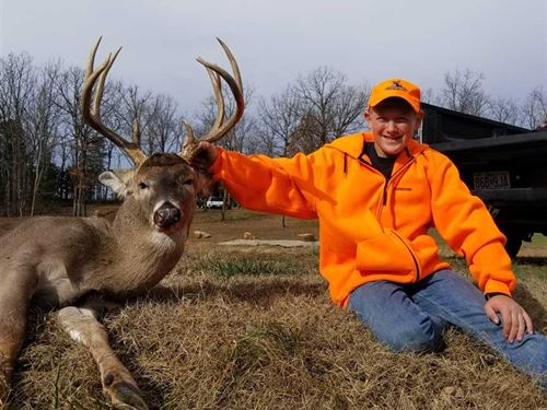 Kings River 21 : Shell Knob : Stone County : Missouri