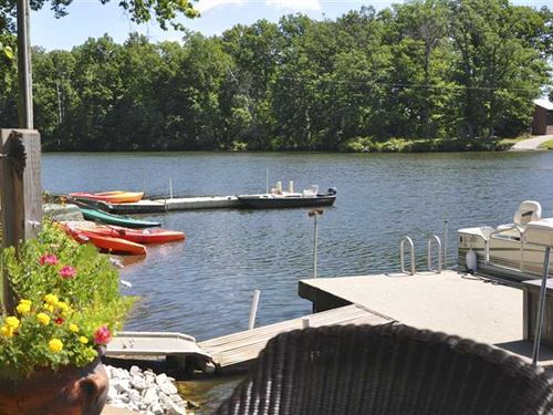 Business Opportunity - Private Lak : Paragon : Owen County : Indiana