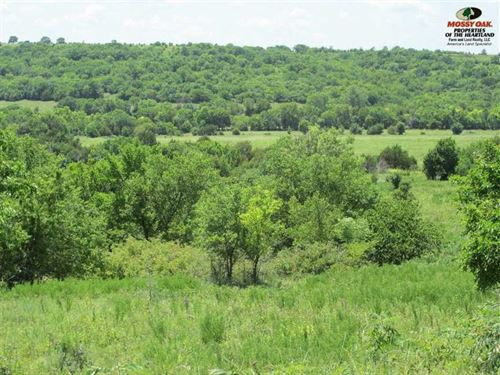 274.1 Recreational/Ranch Land Acre : Cedar Vale : Cowley County : Kansas