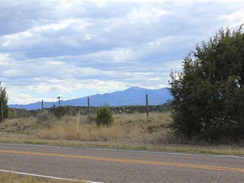 Tract 1 Ranchos DE Caballos Estates : Capitan : Lincoln County : New Mexico