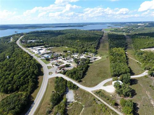 164 Acre Tract Near The Dam on Tab : Branson : Taney County : Missouri